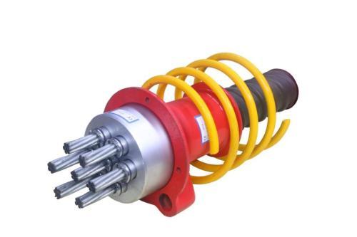 预应力钢绞线专用拉伸夹具设计