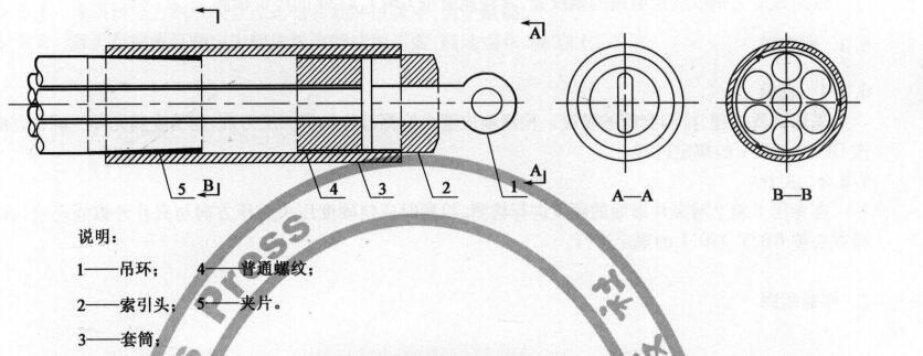 预应力钢绞线规格说明